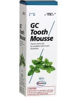GC Tooth Mousse Mint Flavor