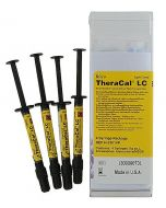Bisco TheraCal LC Light Cure Resin Cavity Liner Four Syringes Pack