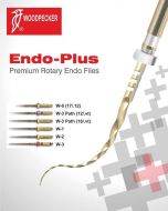 Woodpecker Endo plus Heat Treated Gold Rotary File