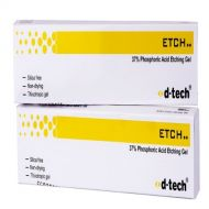 Dtech Etchant Etching Gel Syringe