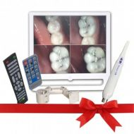 Denext Intraoral Camera With Screen & TFT Clamp