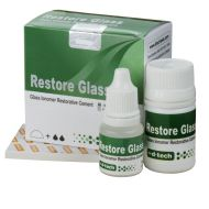 DTech Restore Glass GIC Glass Ionomer Restorative Cement