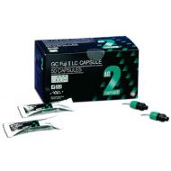GC Fuji 2 LC Capsules A2 Light Cure GIC