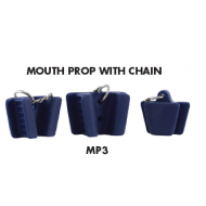 GDC Mouth Prop With Chain Set Of 3 Pcs