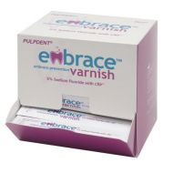 Pulpdent Embrace Fluoride Varnish With CXP