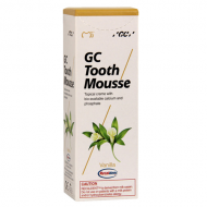 GC Tooth Mousse Vanilla Flavor