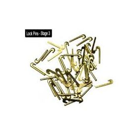 Shree Lock Pins Stage 3 500/pk