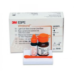 3M ESPE Vitrebond Light Cure Glass Ionomer Cement