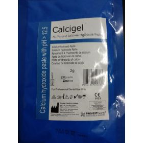 Prevest Calcigel Calcium Hydroxide Paste  Intro Pack