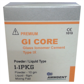 Ammdent GI Core Type 9 Glass Ionomer Cement
