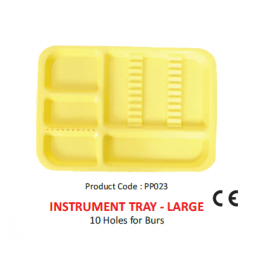 Ashoosons API Instrument Tray Large
