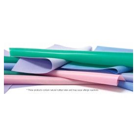 Coltene Rubber Dam Sheets 6 X 6