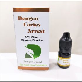 Dengen Caries Arrest Silver Diamine Fluoride 38% Caries Protecting Solution