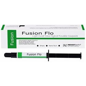 Prevest Fusion Flo Flowable Composite Intro Kit