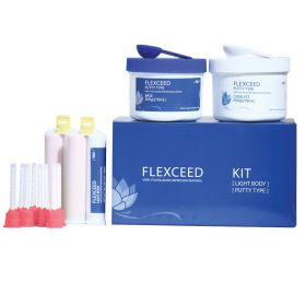 GC Flexceed Putty & Light Body Kit