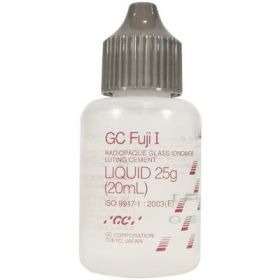 GC Fuji Gold Label Type 1 Luting Cement Liquid Only 25gm