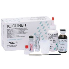 Gc Kooliner Professional Package Denture Relining Material