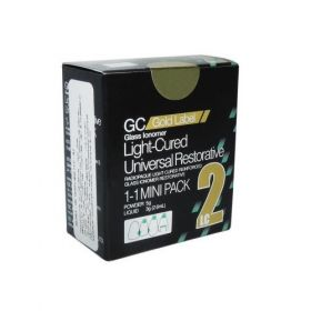 GC Fuji Type 2 LC Light Cure Glass Ionomer Cement