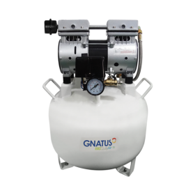 Gnatus Bioqualy Air Compressor 1.2 HP & 38 Ltr.