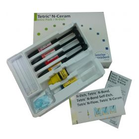 Ivoclar Tetric N Ceram Composite Kit With Self Etch Bond