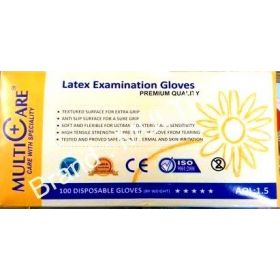 MultiCare Soft Textured Examination Gloves ISO Certified