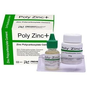 Prevest PolyZinc+ Plus Polycarboxylate Cement