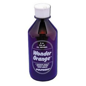 Pulpdent Wonder Orange Solvent Organic Cleaner For Instruments