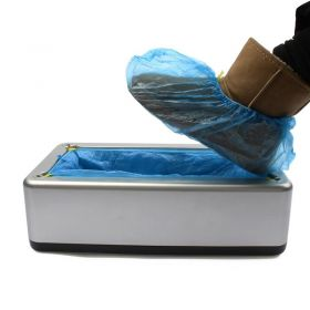 Automatic Shoe Cover Dispenser Machine