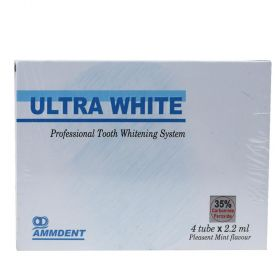 Ammdent Ultra White Bleaching Kit 35 Percent