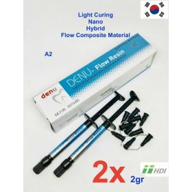 Denu Nano Hybrid Flowable Composite Resin Korea Made