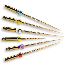 Dentsply Protaper Gold 21mm Assorted Rotary Files