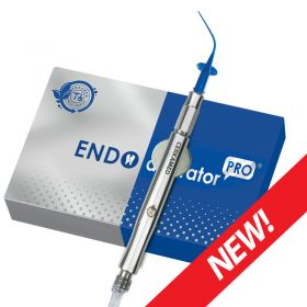 Endo Aspirator PRO  for aspirating liquids from the root canal.