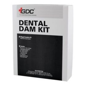 GDC Rubber Dam Kit Set For Pedo DDKP