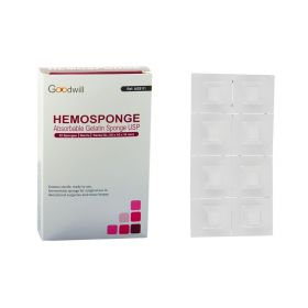 Goodwill Hemosponge Absorbable Gelatin Sponge