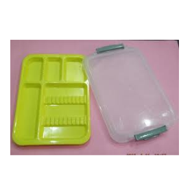 Insrument Tray Big Size With Lid Indian Made