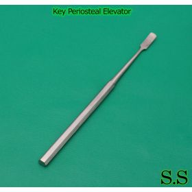 "Key Periosteal Elevator 7"" Tip 25mm Advance Booking"