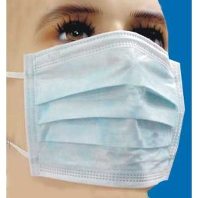 Disposable 3 Ply Face Mask Elastic Loop 50PC