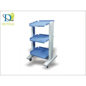 Life Steriware Dental Trolley With 3 Shelves